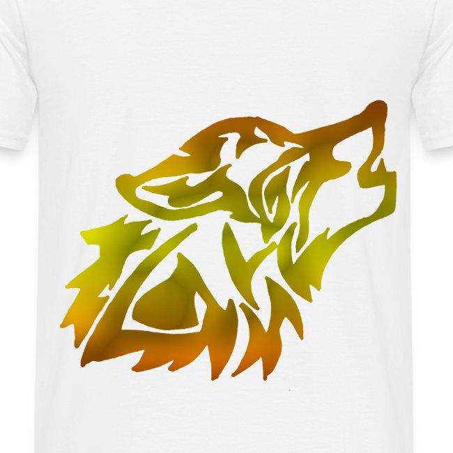 trancelestialpsychobabas orangestyle wolf png