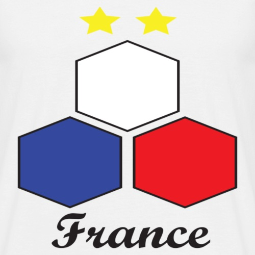 coupe du monde france - T-shirt Homme