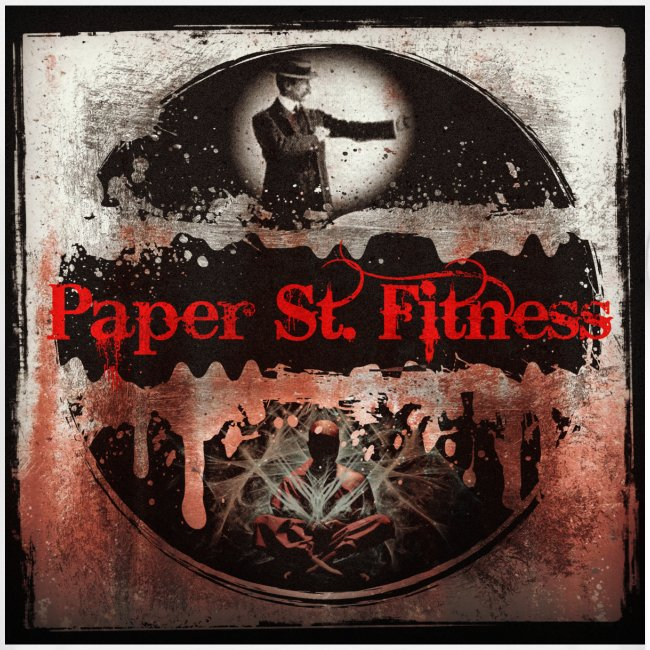 Paper St. Fitness Hoodie