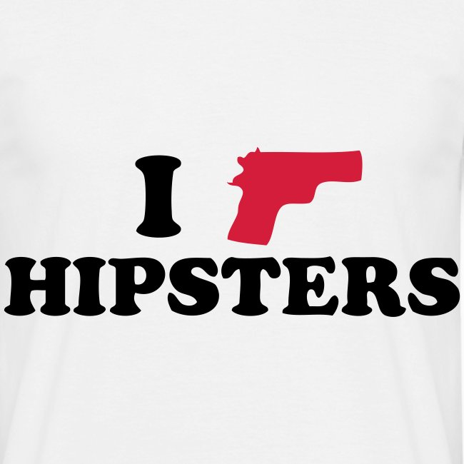 i hipsters red