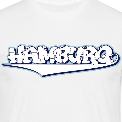 Hamburg City Mambo Style - Männer T-Shirt