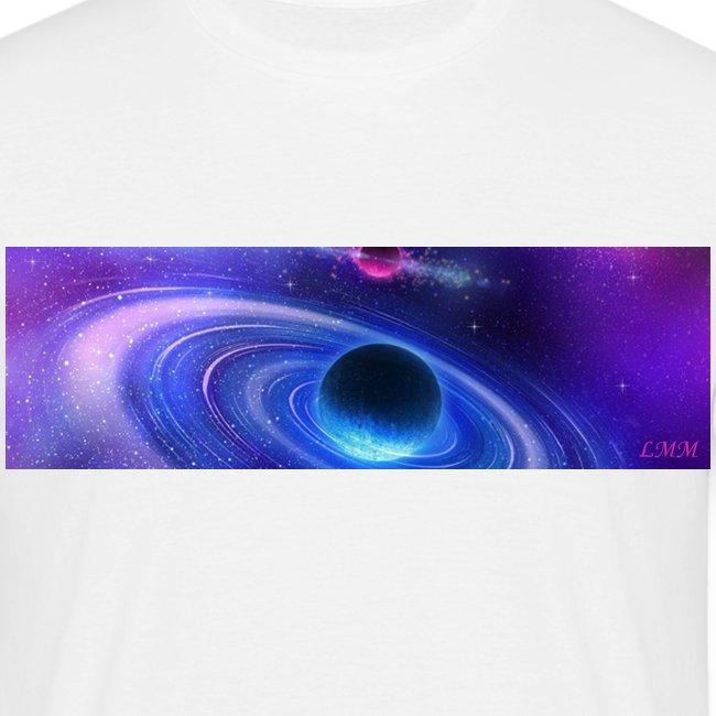 Planètes Bleu et violet jpg