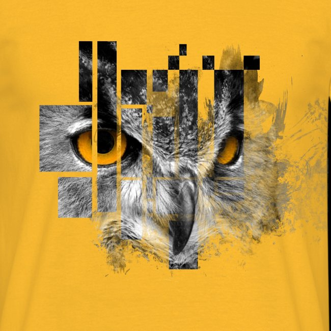 Owl pixel