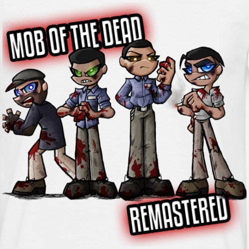 The Crew - No Background - Men's T-Shirt