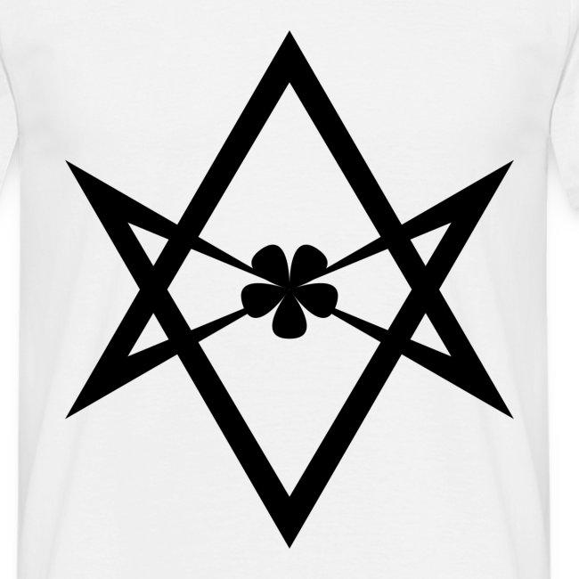 Crowley unicursal hexagram svg png