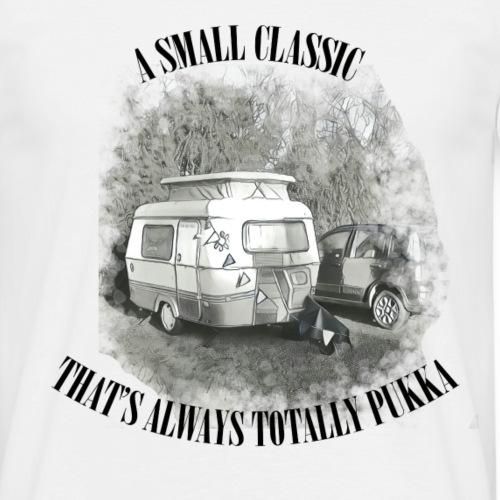 Eriba Puckka - Men's T-Shirt
