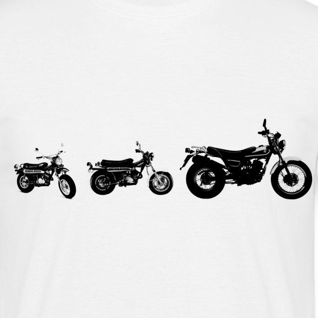 Monkeybike History