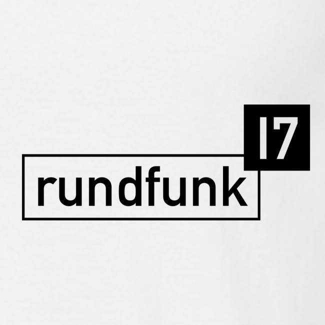 rundfunk17 Logo schwarz