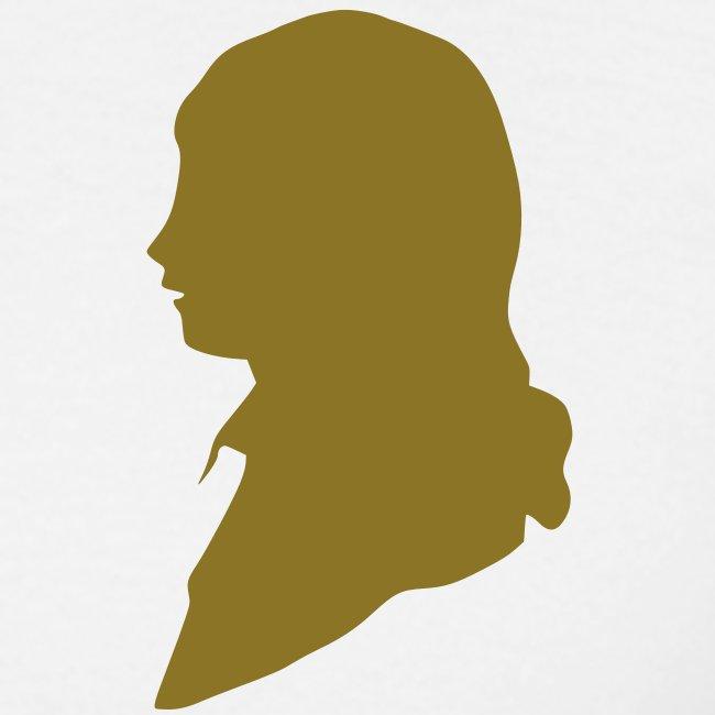Louis XVII silhouette