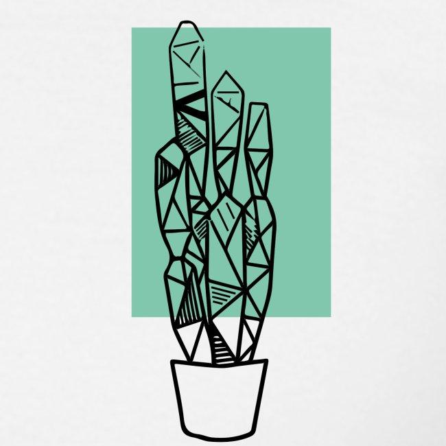 Kleiner Designer Kaktus