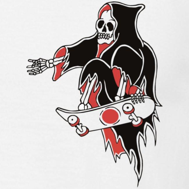 skate death