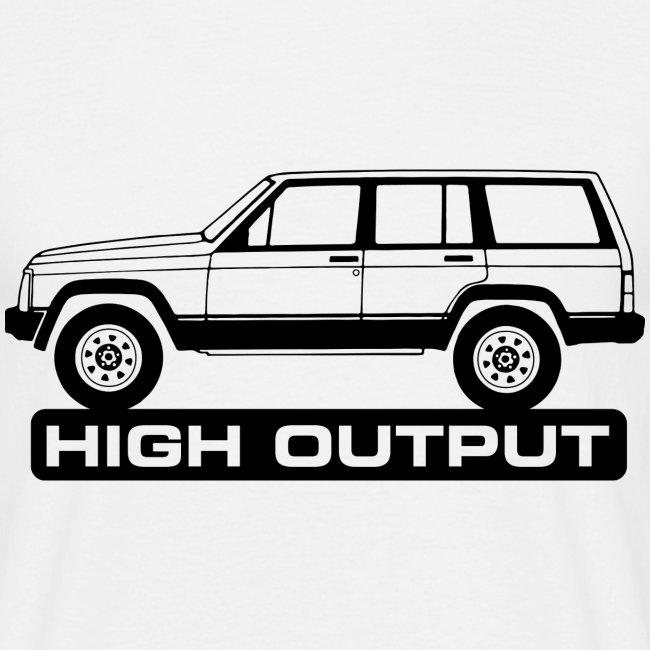Jeep XJ High Output - Autonaut.com