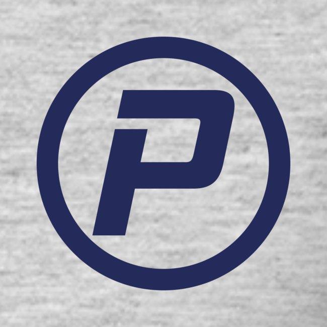 Polaroidz - Small Logo Crest   Dark Blue