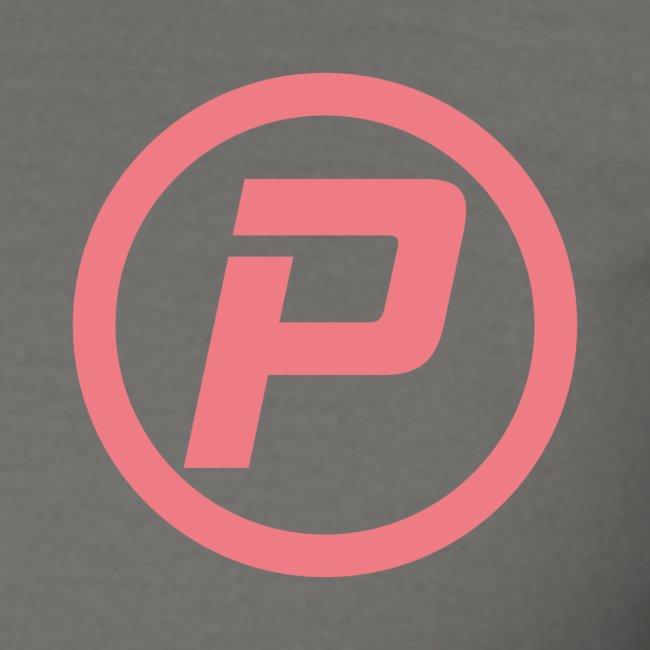 Polaroidz - Small Logo Crest   Pink