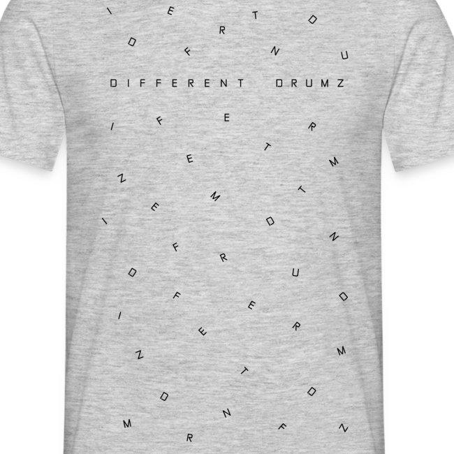 Different Drumz Letters