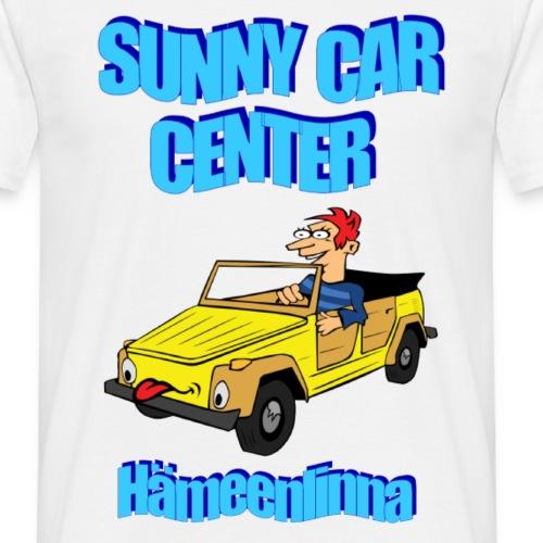 Sunny Car Center - Miesten t-paita