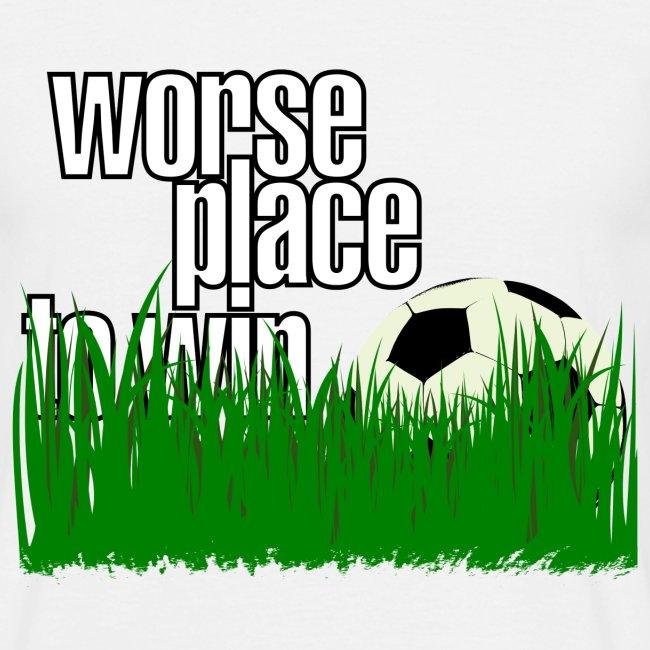 soccer - pahempi paikka voittaa