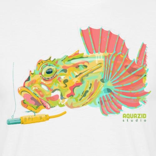 'Scorp' - Long Spined Sea Scorpion - LRF - Men's T-Shirt
