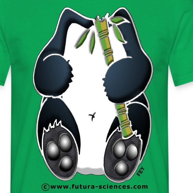 Panda bambou
