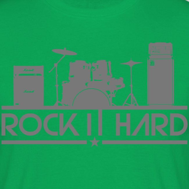 rock it hard
