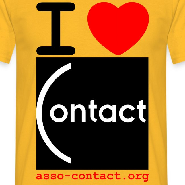 I love Contact