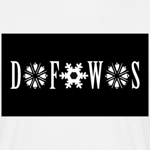 DFWS LOGO ORIGINAL - Men's T-Shirt