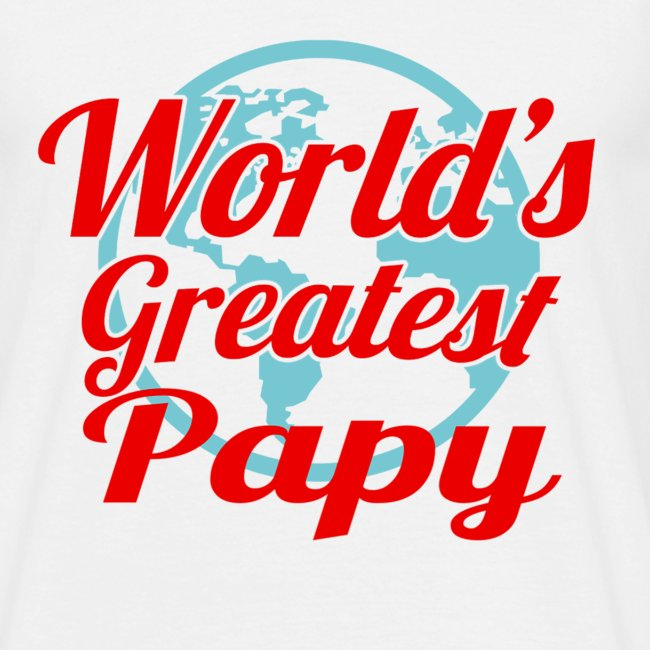World greatest Papy