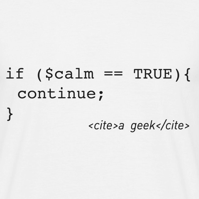 Coder's Keep Calm