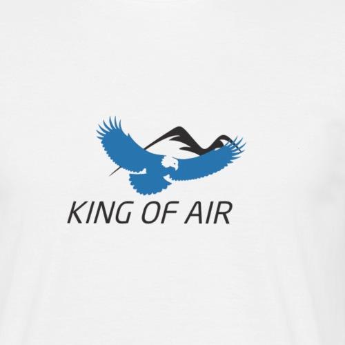 King of Air Kopie1 - Männer T-Shirt