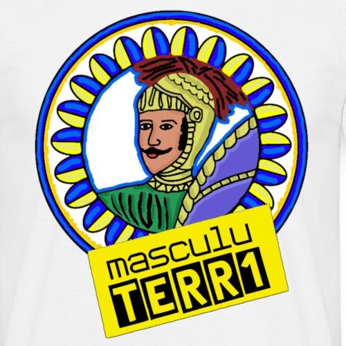 masculu - Maglietta da uomo