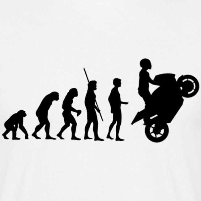 evolution noir png