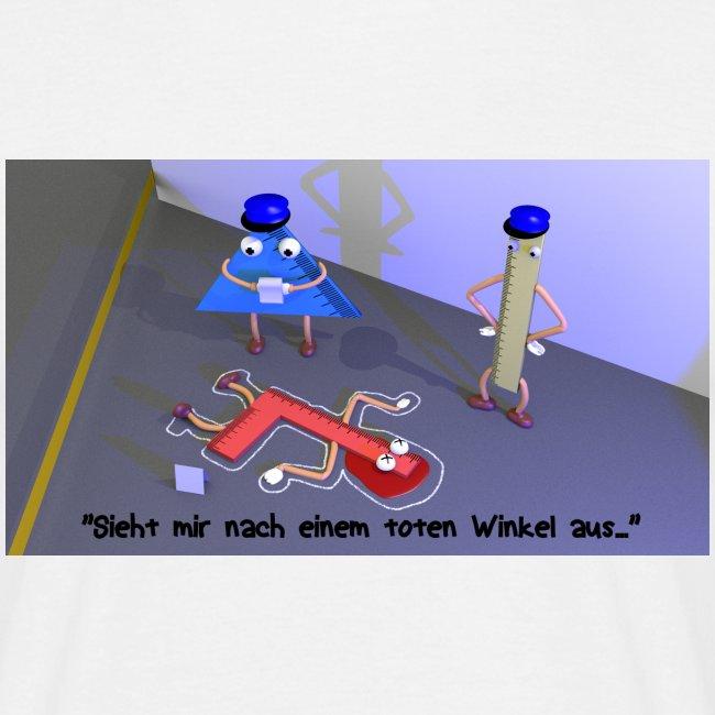 "T-Shirt ""Toter Winkel"""
