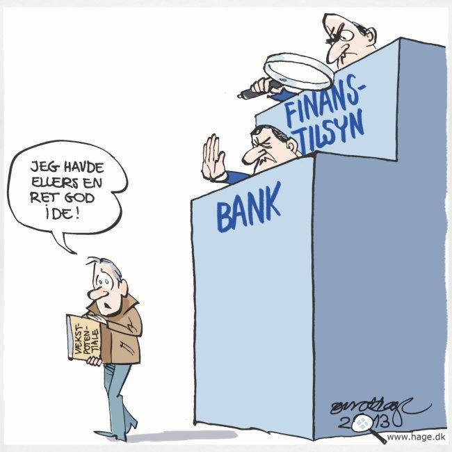 Banktilsyn