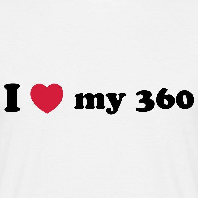 I love my 360