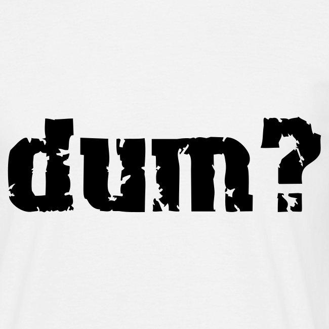 dum white