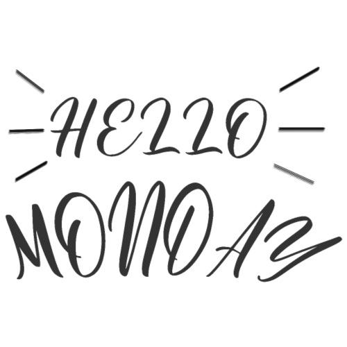 ciao lunedì - Maglietta da uomo