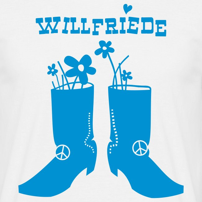 Willfriede Boots