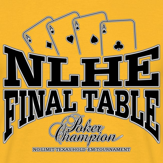 NLHE Final Table (black)