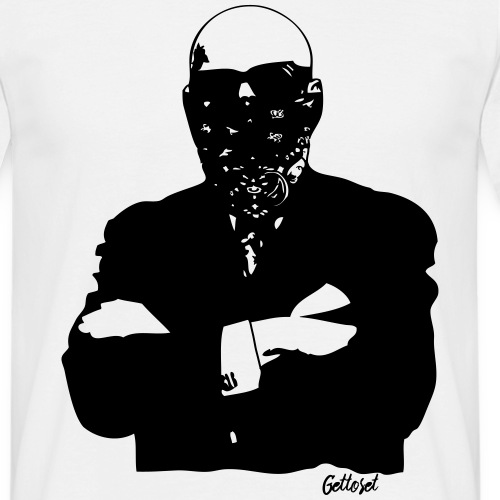 Gettonen - Miesten t-paita