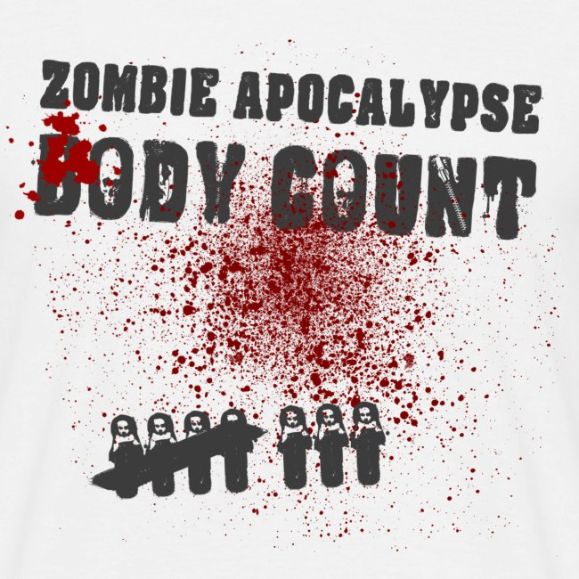 Zombie Apocalypse Body Count