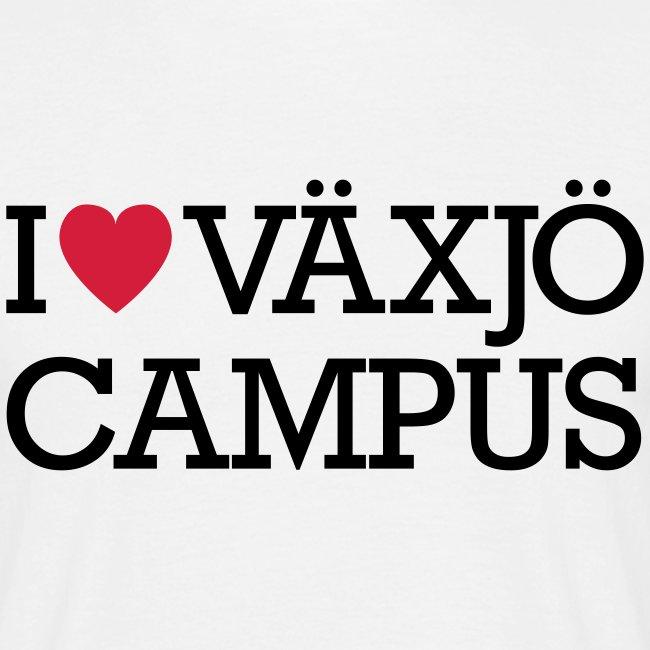 I Love Växjö Campus no background