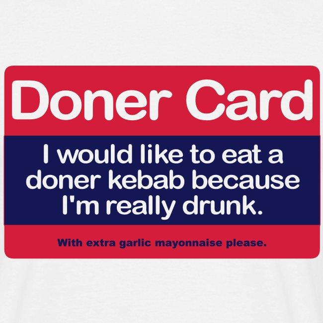 doner card
