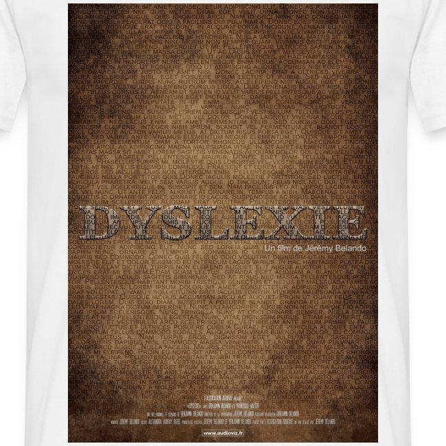 affiche Dyslexie