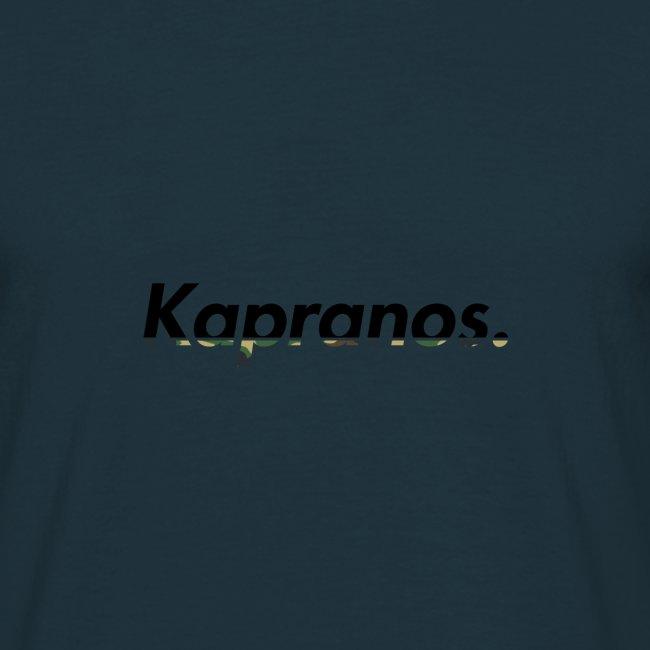 Kapranos Brand (Black / Camo)