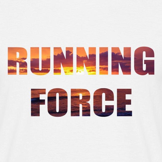 Logo-Shirt RUNNINGFORCE