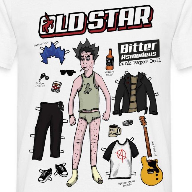 Bitter Punk Paper Doll