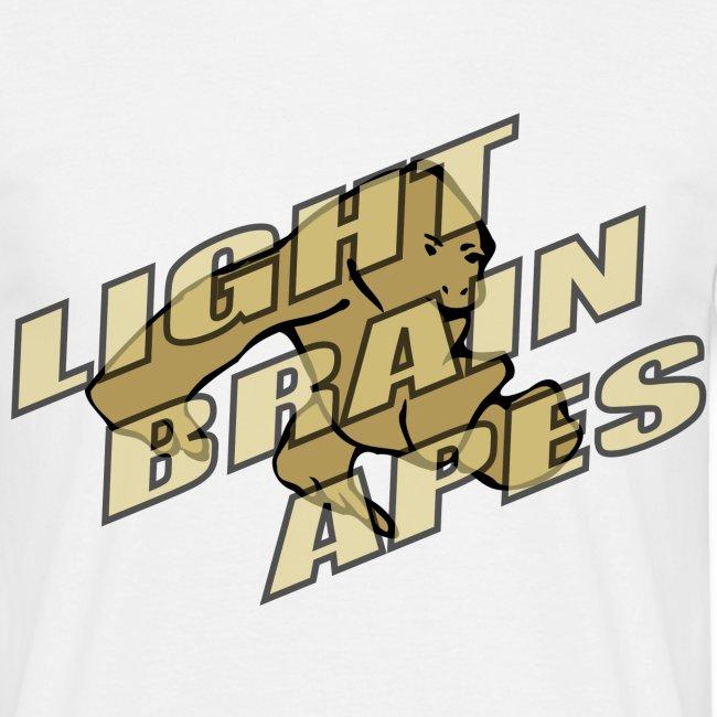 Light Brain Apes