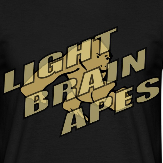 Light Brain Apes