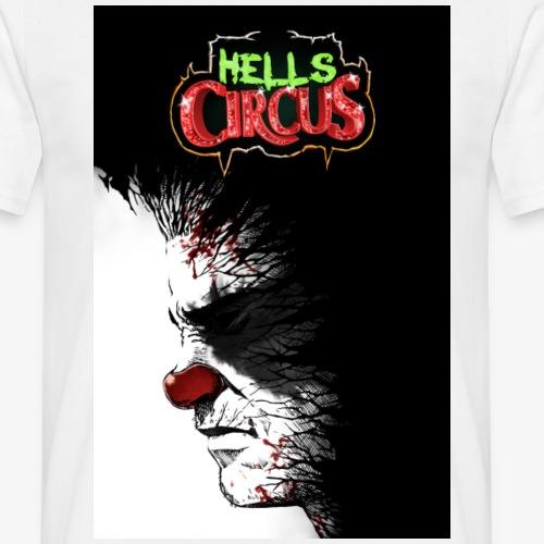 Hells Circus - Men's T-Shirt