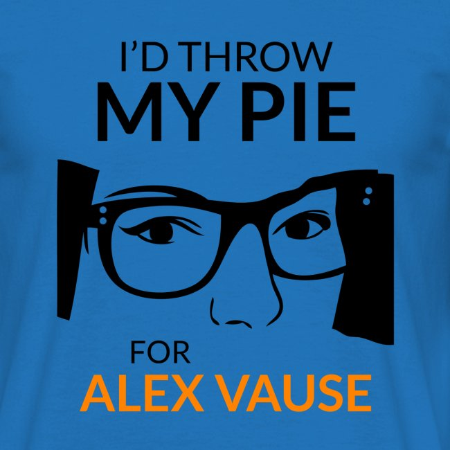 I d thrw my pie for Alex Vause
